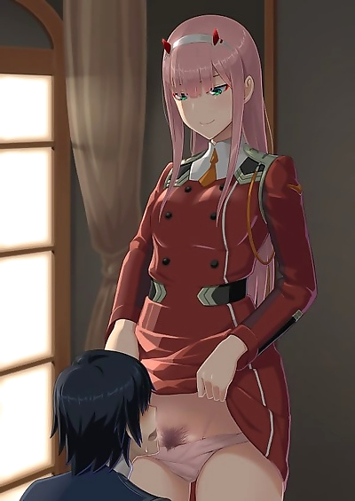 Darling in The Franxx..
