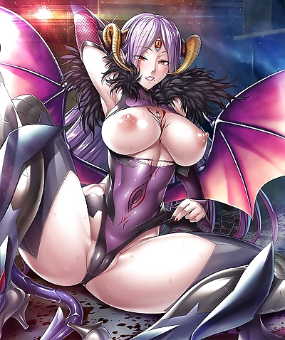 Succubus-Demon Girl - part 4