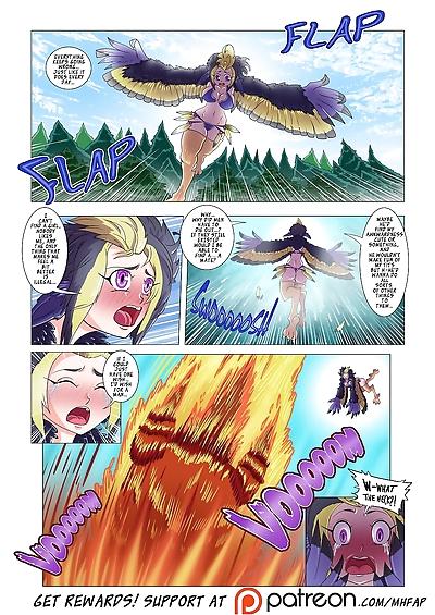 Monster Harem Feverish..