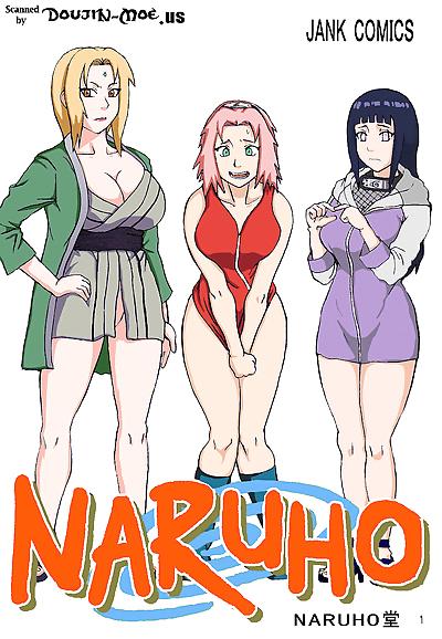 Naruto-Tsunade's Sexual..
