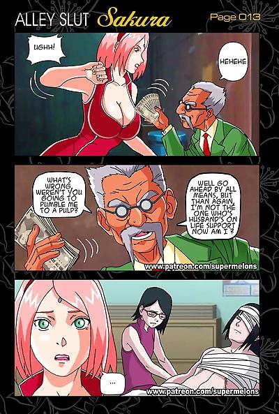 Super Melons- Alley Slut..
