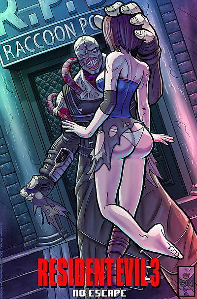 Hombre-Blanco- Resident Evil..