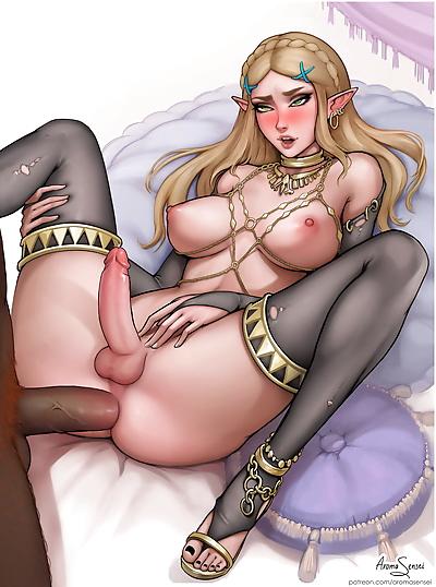 Zelda x Ganon - part 2