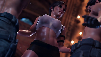 Forged3DX – Lara and the..