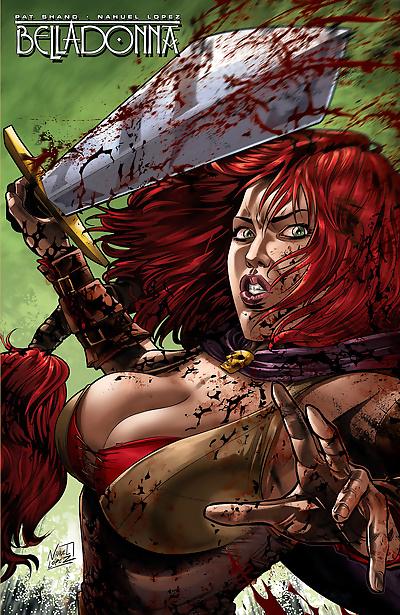 Belladonna: Fire and Fury #10