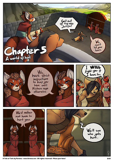 A Tale of Tails: Chapter 5 -..
