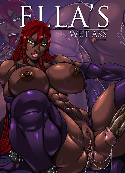 Ellas Wet Ass