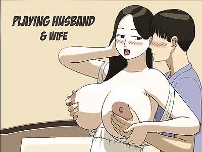 Fuufu Gokko - Playing..