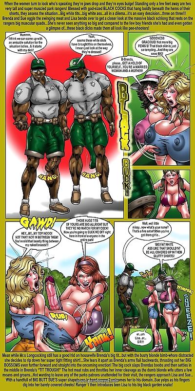 Big Tits Brenda- Picnic in..