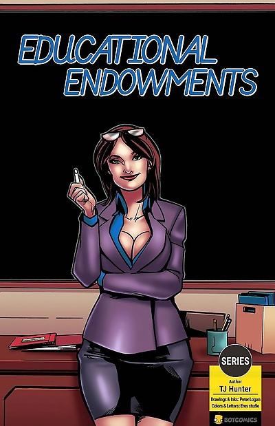 Educational Endowments-..