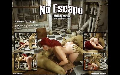 Blackadder- No Escape