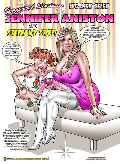 Hollywood Big Dick Celeb-..