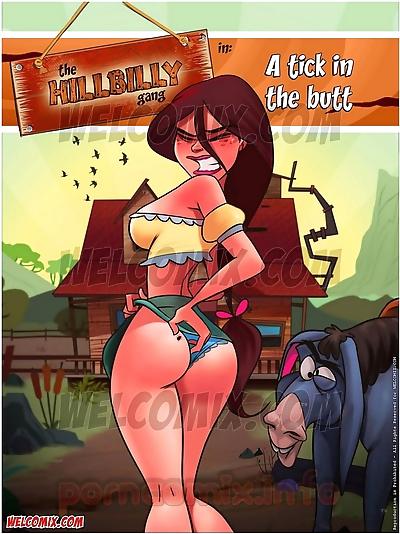 welcomix hillbilly Gang 06 ..
