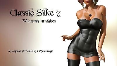 Classic Silke 7- Whatever It..