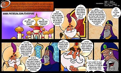Everfire- Princess Jasmine..
