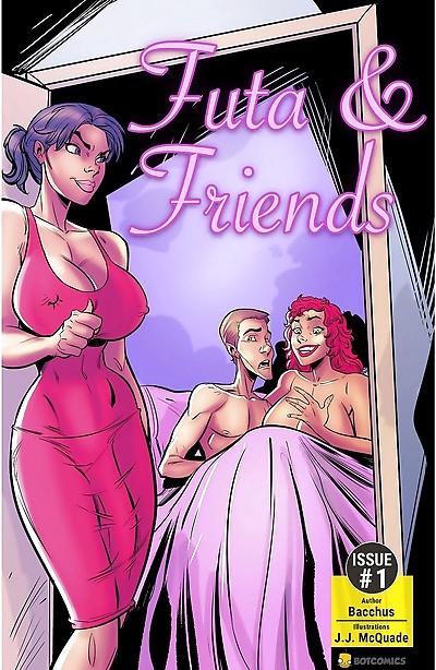 Bot- Futa & Friends Issue #1