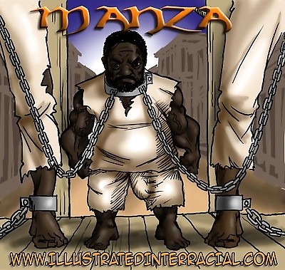 Manza- Illustrated Interracial