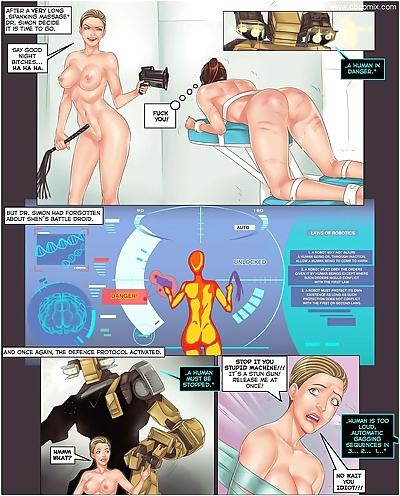 Sexcom 4- Robot