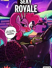 Fort-Nite Sexy Royale