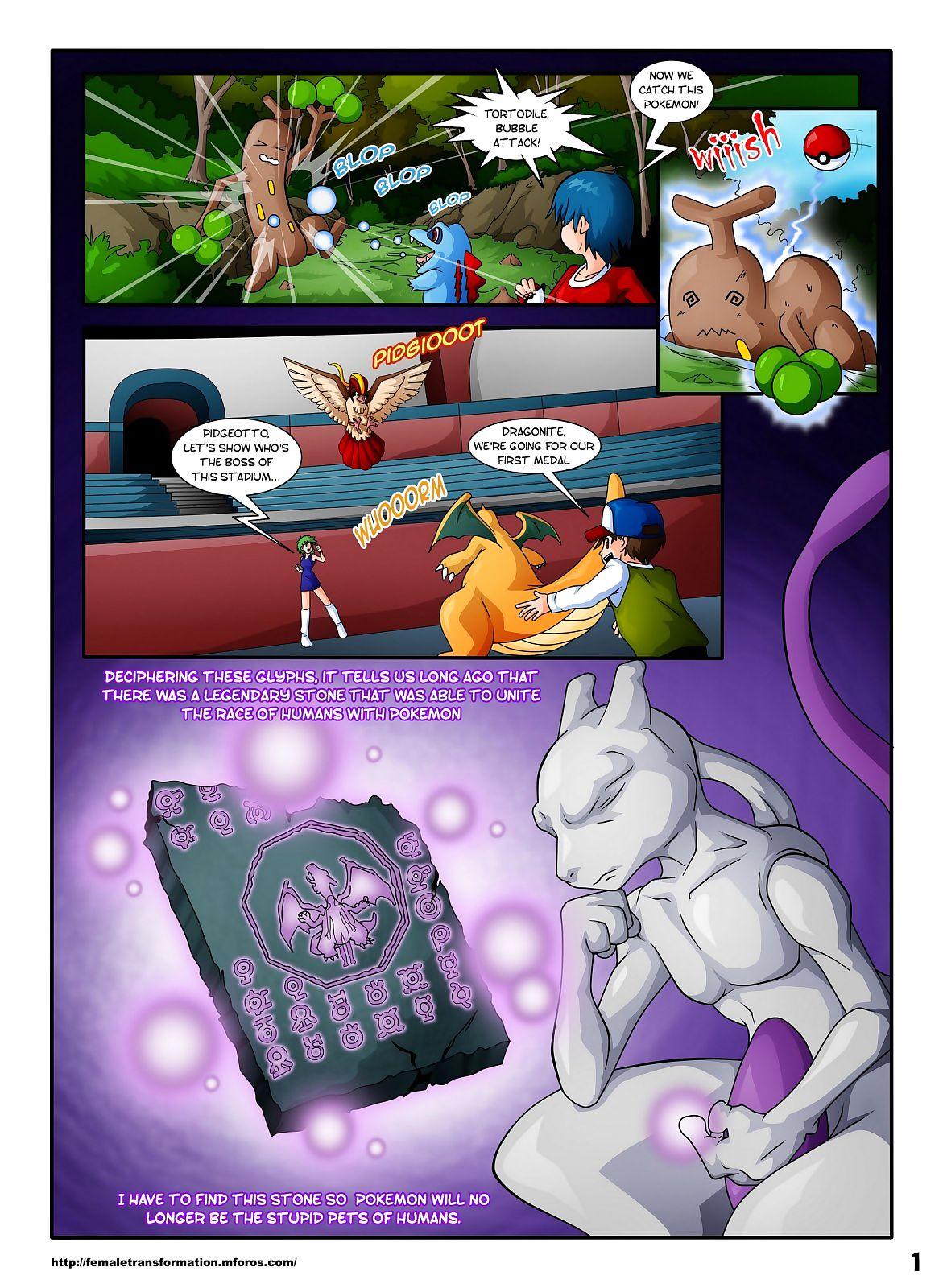 Nackt pokemon Misty Pokemon