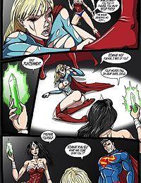 Genex – True Injustice Supergirl