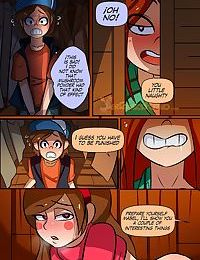 Gravity Falls- Lessons from Wendy